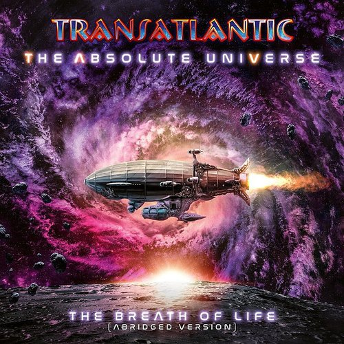 Transatlantic - The Absolute Universe: The Breath of Life (Abridged Version) [Indie Exclusive Limited Edition Silver 3LP]
