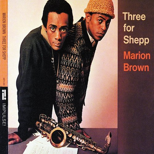 Marion Brown - Three For Shepp (Shm) (Jpn)