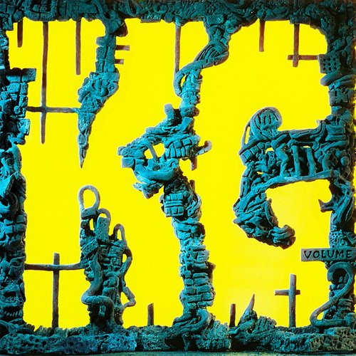 King Gizzard & The Lizard Wizard - K.G. [Lemon Juice Yellow Colored Vinyl] [Import]