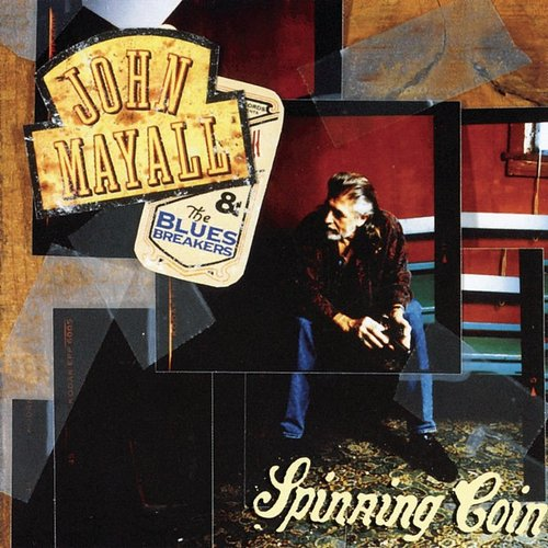 John Mayall  & The Bluesbreakers - Spinning Coin [Limited 180-Gram Transparent Blue Colored Vinyl]