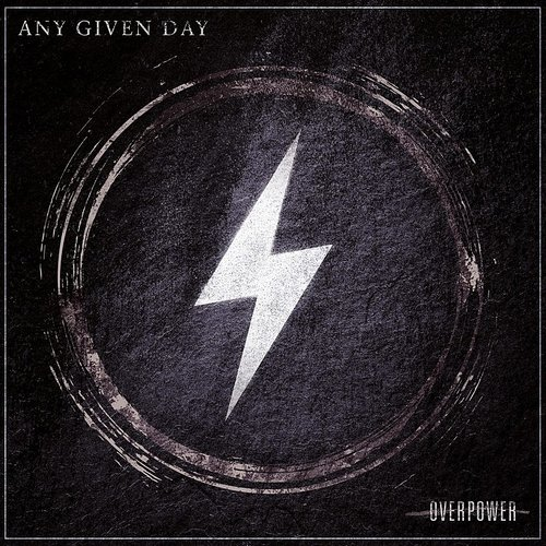 Any Given Day - Overpower (Uk)