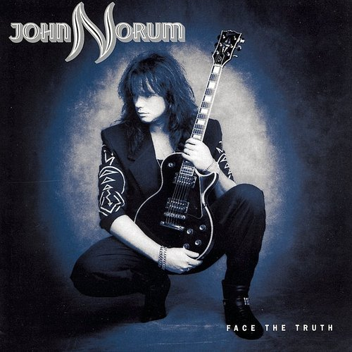 John Norum - Face The Truth [Limited 180-Gram Blue Marble Colored Vinyl]