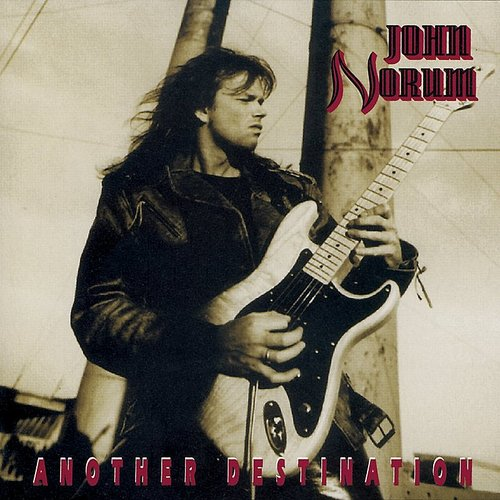John Norum - Another Destination [Limited 180-Gram Transparent Red Colored Vinyl]