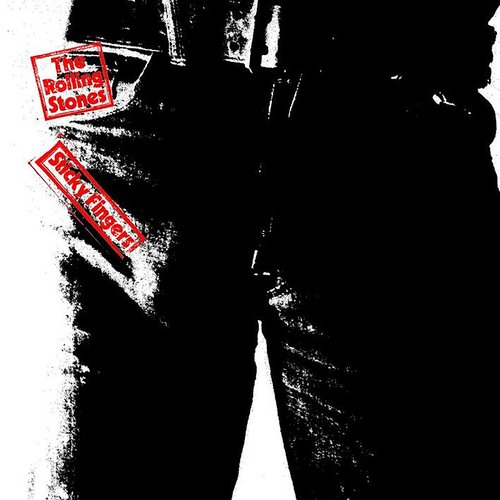 The Rolling Stones - Sticky Fingers (Spanish Version) [Super High Material CD]