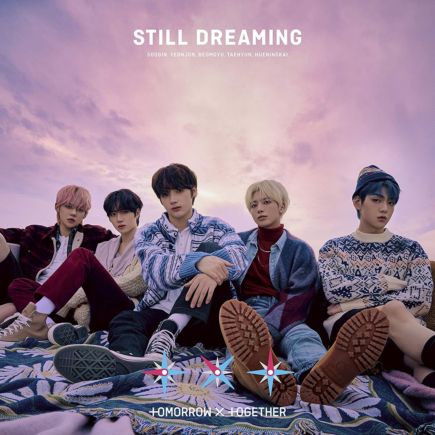 STILL DREAMING [Standard Edition First Press CD]