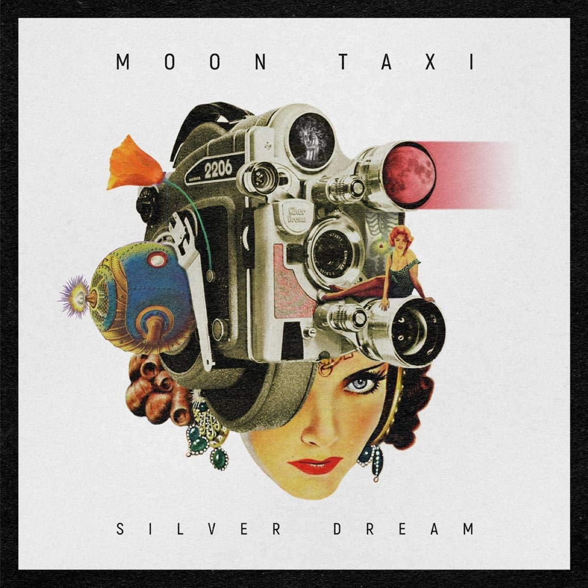 Moon Taxi - Silver Dream