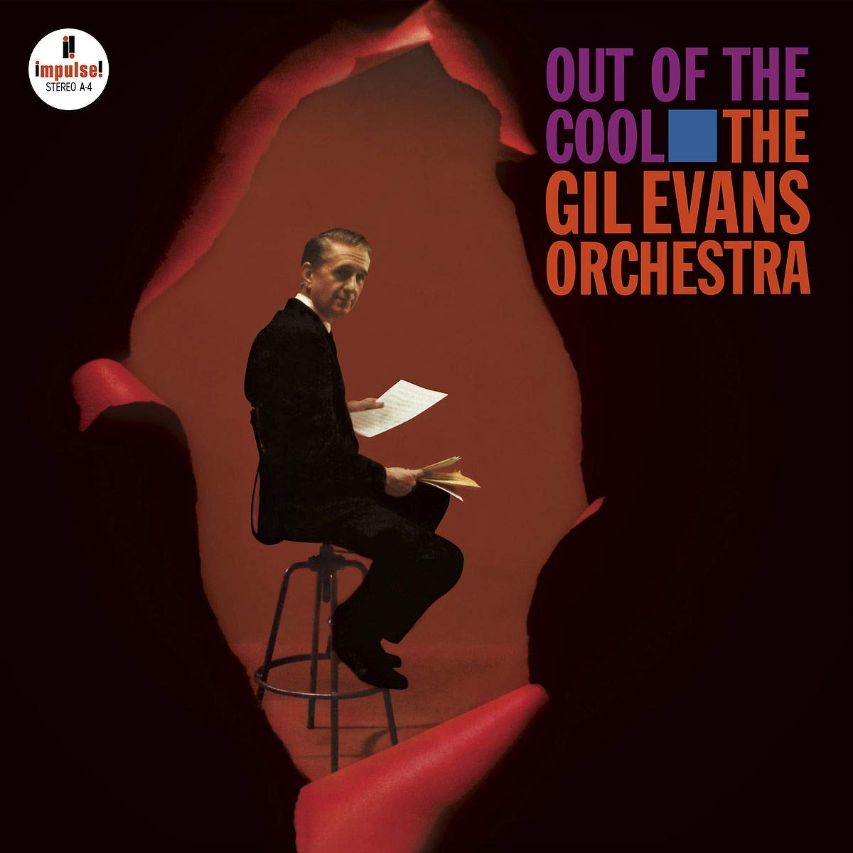 The Gil Evans Orchestra - Out Of The Cool [Import]
