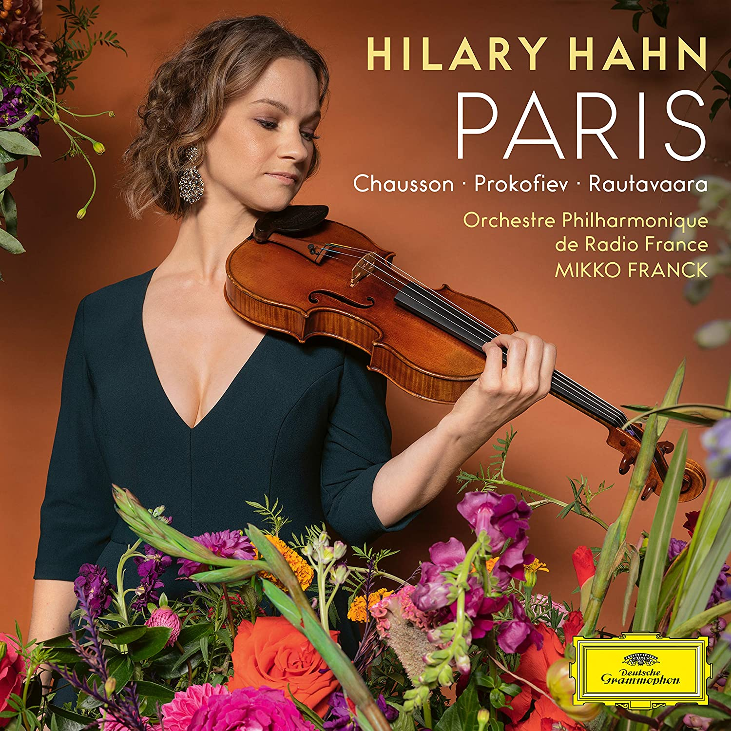 Hilary Hahn - Paris (Mqa) (Hqcd) (Jpn)