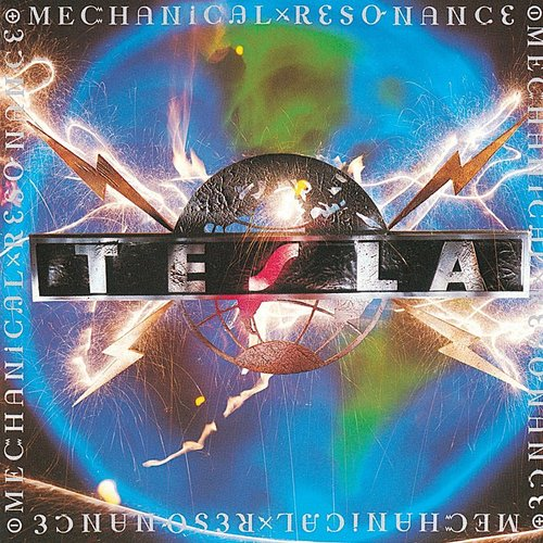 Tesla - Mechanical Resonance (Ger)