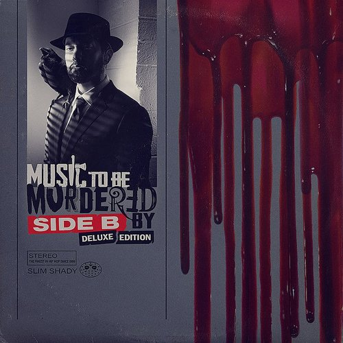 Eminem - Music To Be Murdered By - Side B (Deluxe Edition) [Clean]