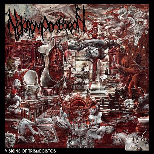Nekromantheon - Visions Of Trismegistos (Red) (Uk)