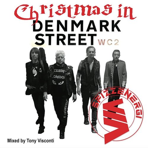 Spizzenergi - Christmas In Denmark Street (Red) (Uk)