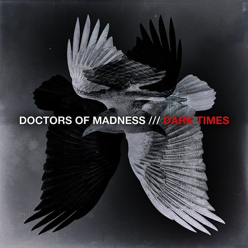 Doctors Of Madness - Dark Times [Clear Vinyl] [Limited Edition] [Record Store Day]