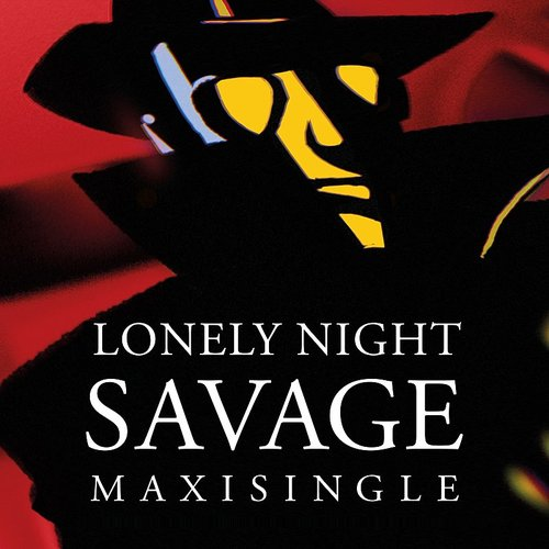 Savage - Lonely Night [Red Colored Vinyl]