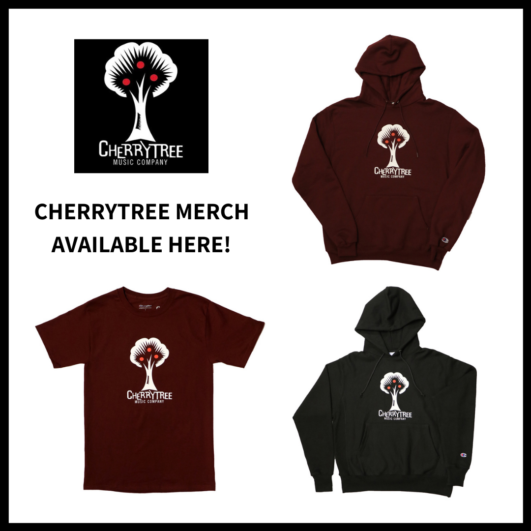 Cherrytree Music Company Merchandise Available Here