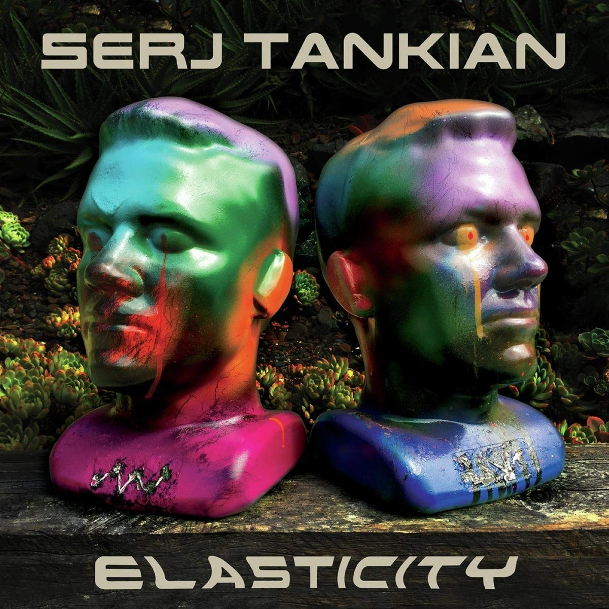 Serj Tankian - Elasticity EP [Indie Exclusive Limited Edition Purple Vinyl]