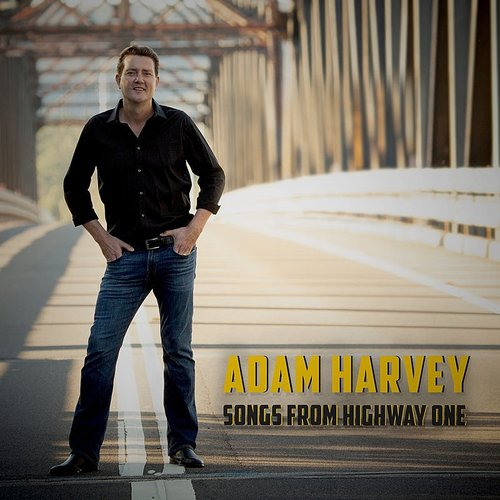 Adam Harvey - Songs From Highway One (Aus)