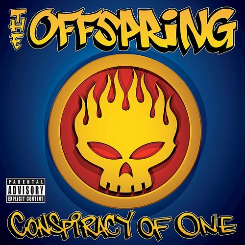 The Offspring - Conspiracy Of One [Deluxe Yellow & Red Splatter LP]
