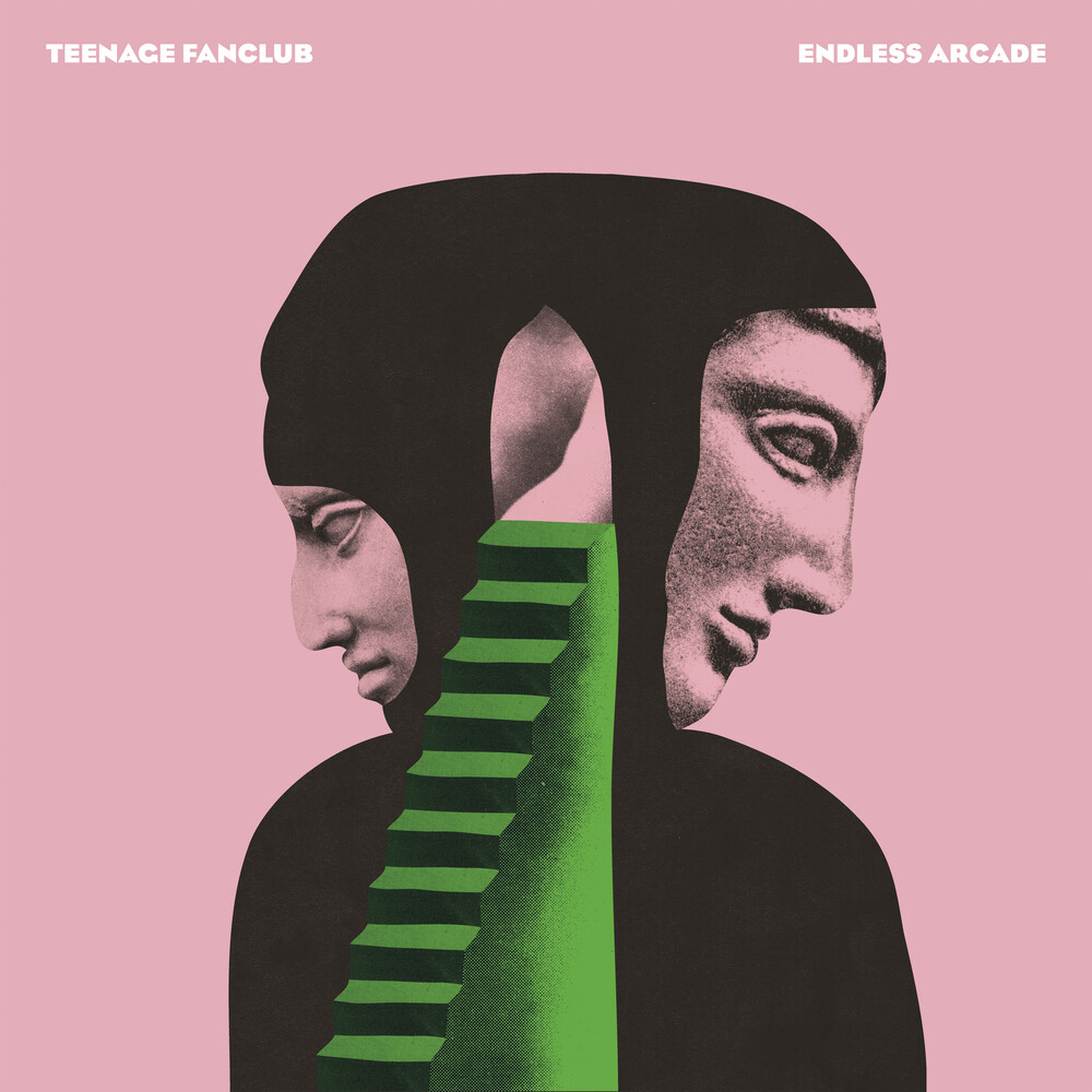 Teenage Fanclub - Endless Arcade [Limited Transparent Green Colored Vinyl] [Import]