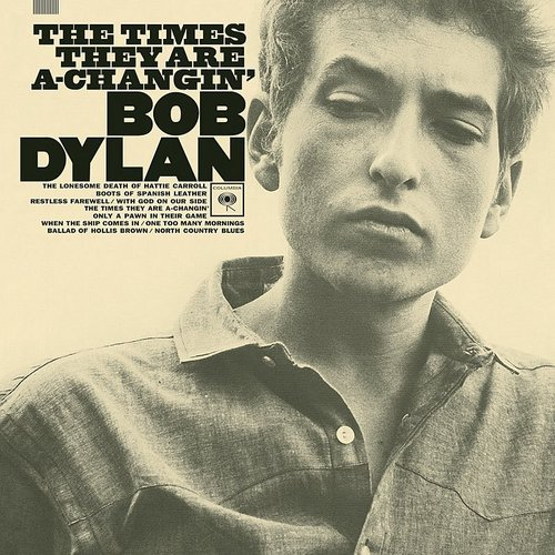 Bob Dylan - Times They Are A-Changin [Sony Gold Series]