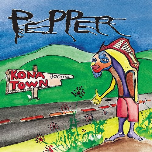 Pepper - Kona Town [LP]