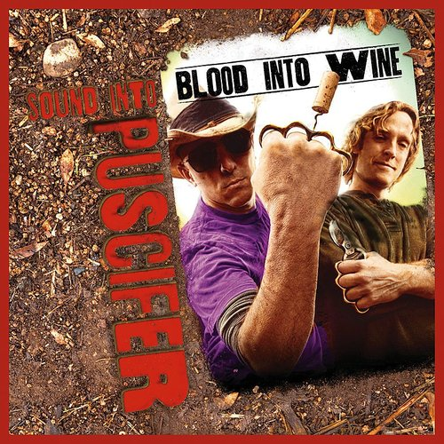 Puscifer - Sound Into Blood Into Wine