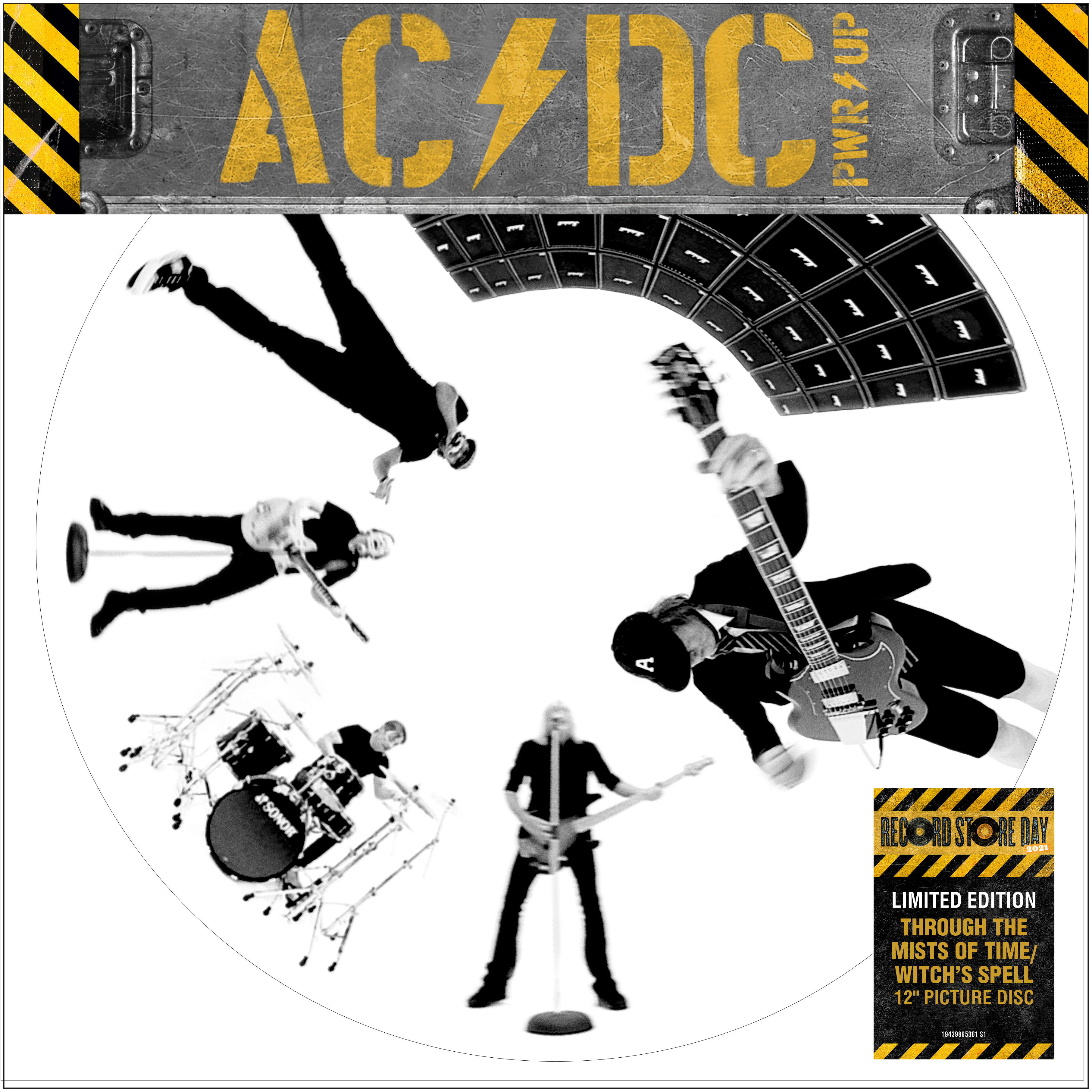 "AC/DC - ""Through The Mists of Time"" / ""Witch's Spell"" [RSD Drops 2021]"