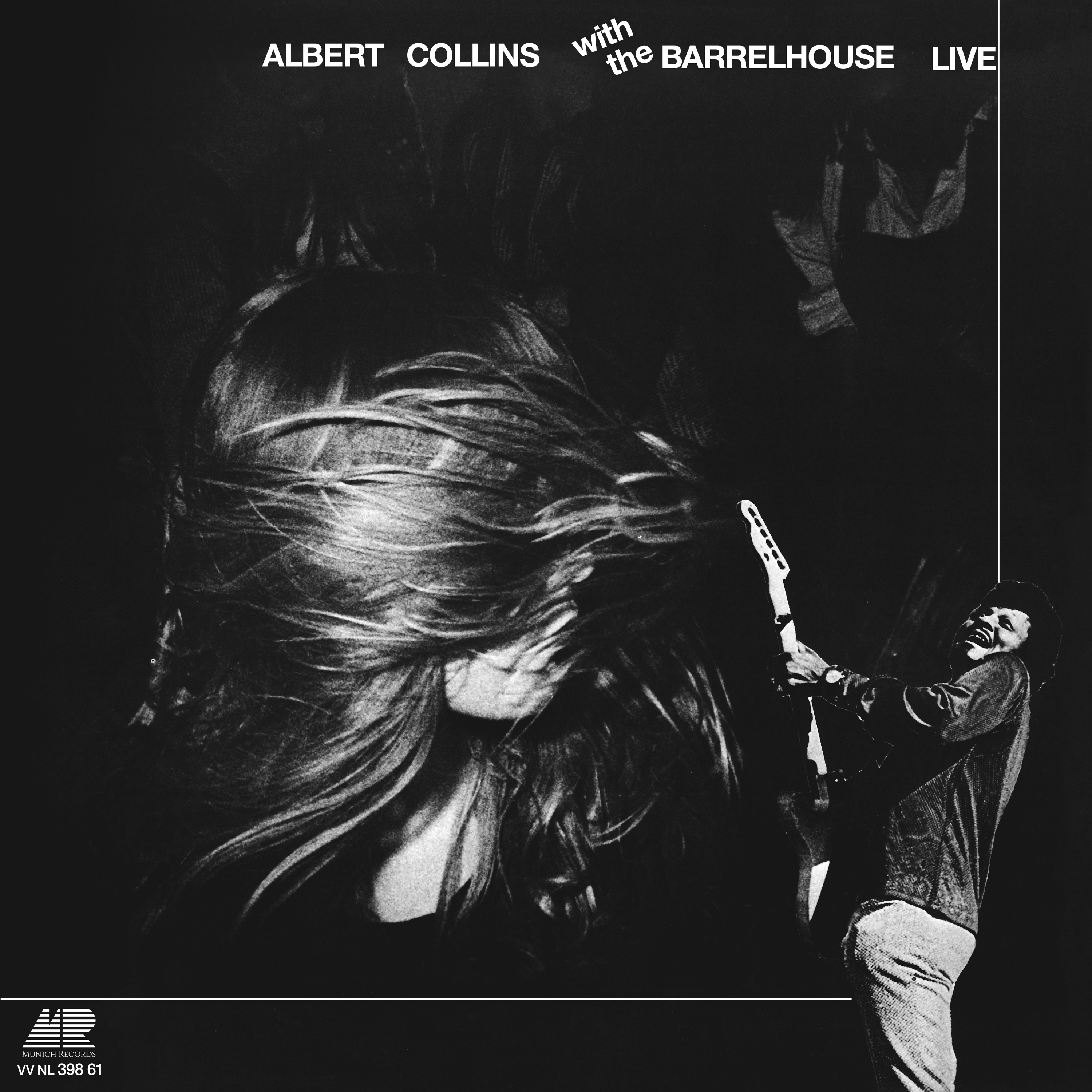 Collins Collins  / Barrelhouse - Live (Rsd) (Blk) (Bonus Track) [Colored Vinyl] [180 Gram] (Red) [RSD Drops 2021]