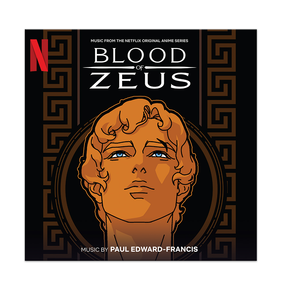Paul Edward-Francis - Blood of Zeus (Music From the Netflix Original Anime Series) [RSD Drops 2021]