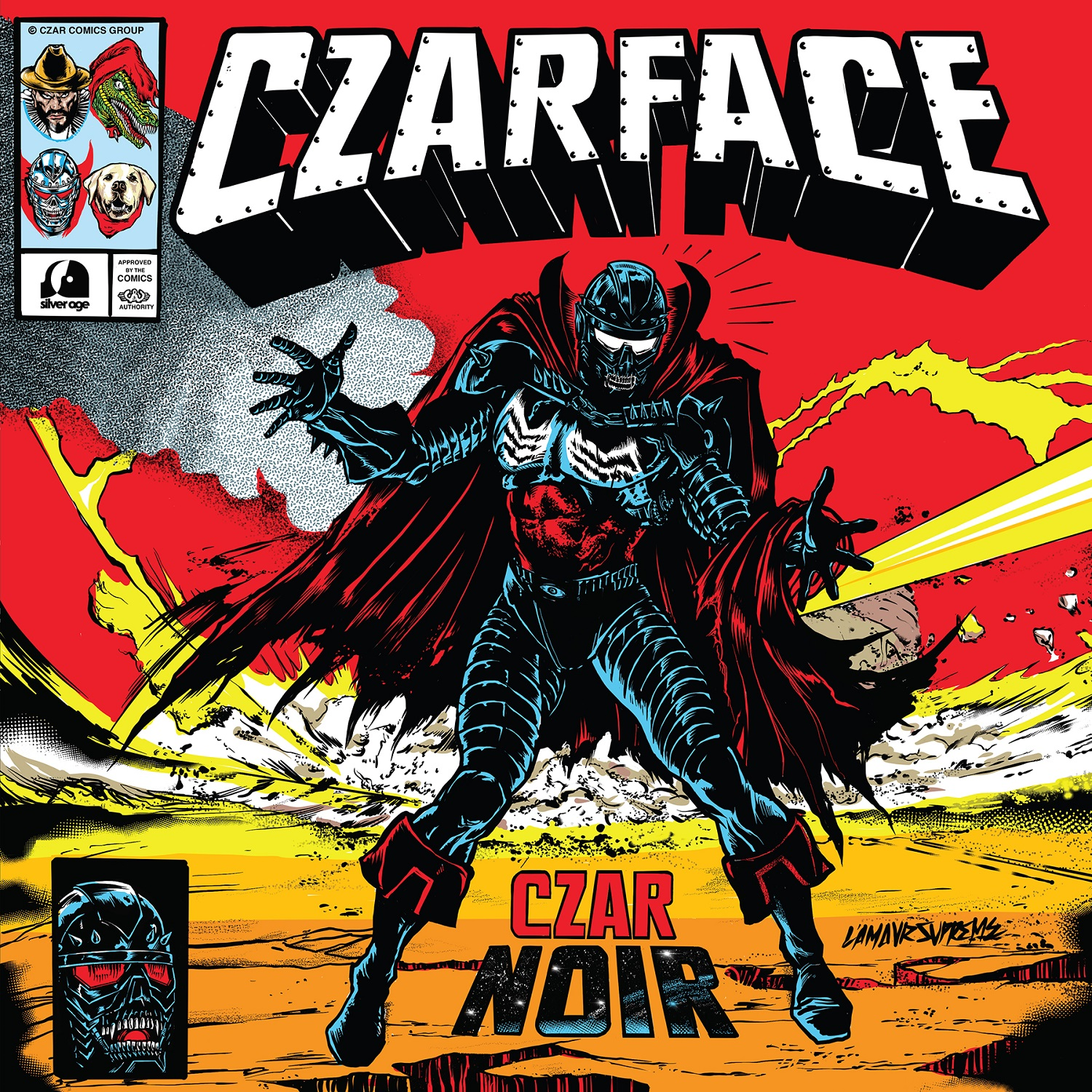 Czarface - Czar Noir [Record Store Day] [RSD Drops 2021]