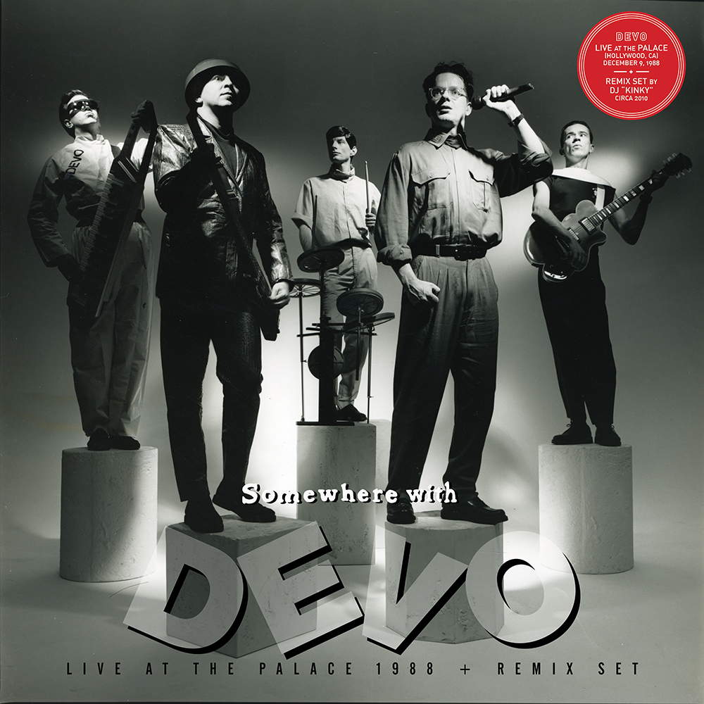 Devo - Somewhere With Devo [RSD Drops 2021]