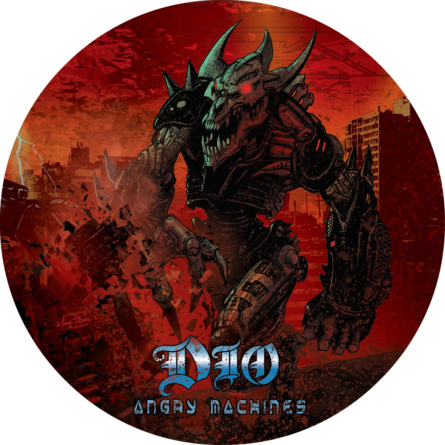 Dio - God Hates Heavy Metal  [RSD Drops 2021]