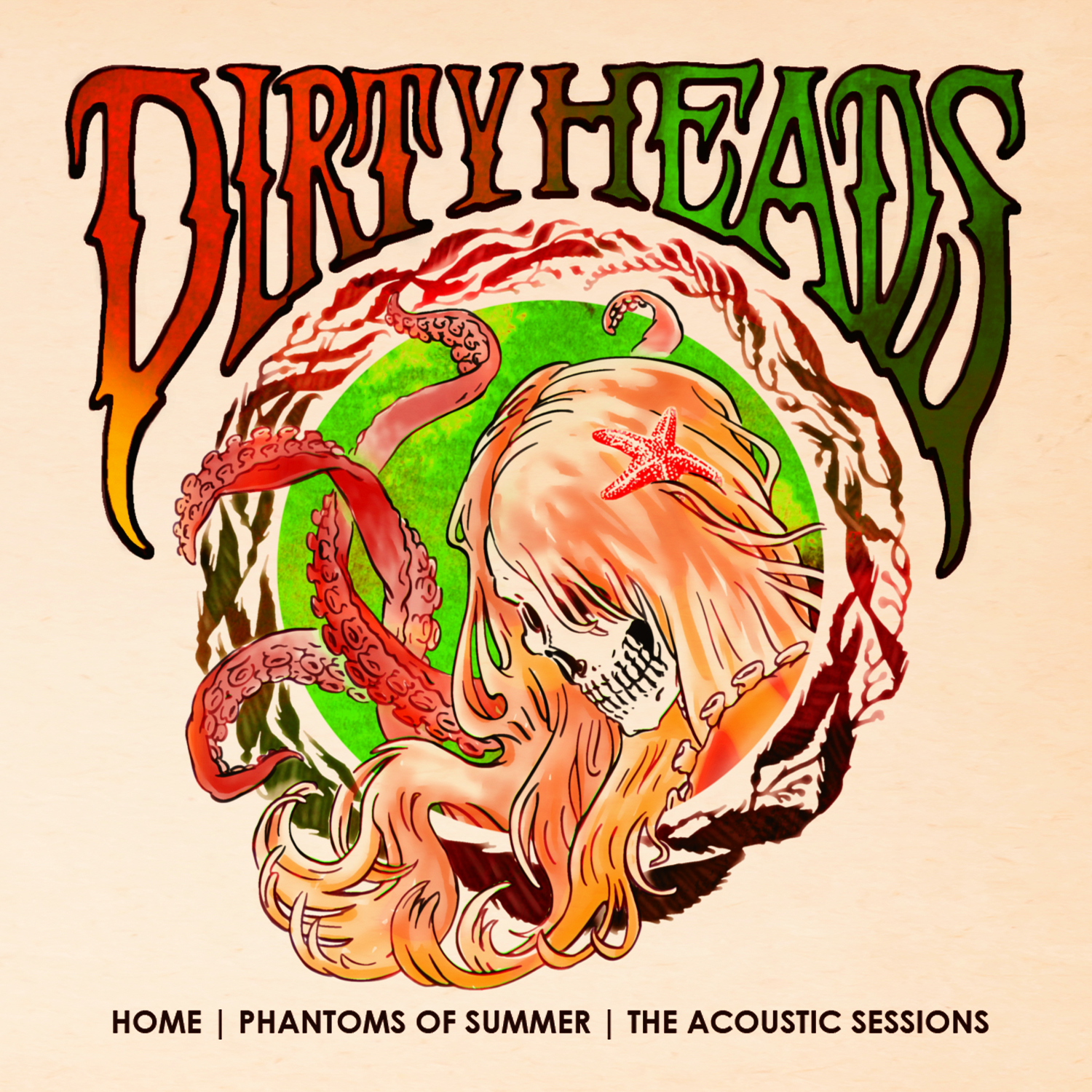 Dirty Heads - Home: Phantoms of Summer  [RSD Drops 2021]