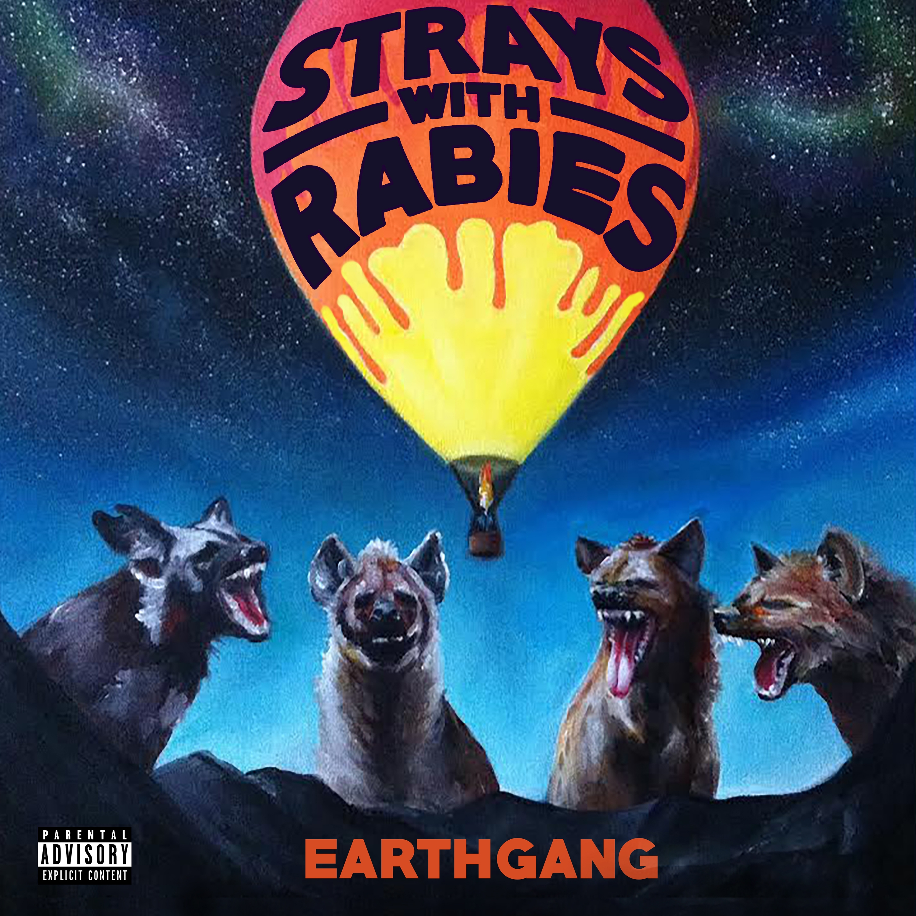 Earthgang - Strays With Rabies (Rsd) [Colored Vinyl] [Record Store Day] [RSD Drops 2021]