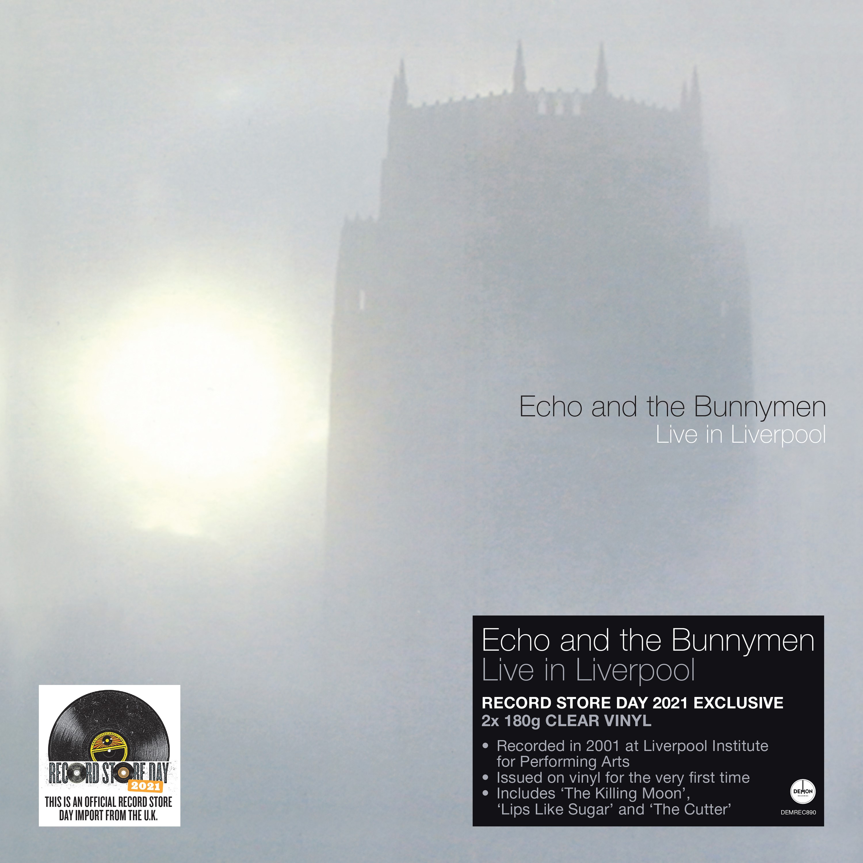 Echo & The Bunnymen - Live in Liverpool [RSD Drops 2021]