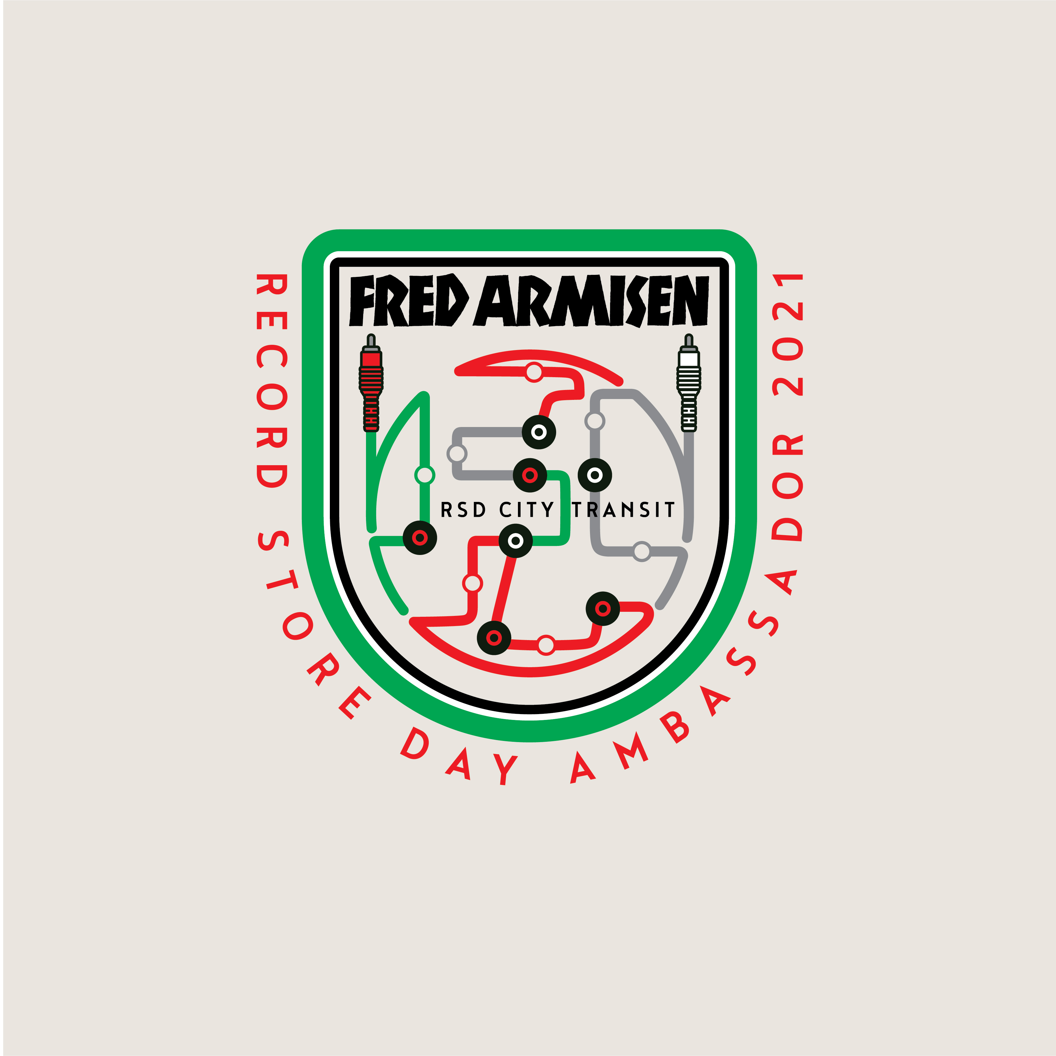 Fred Armisen - Parade Meeting [RSD Drops 2021]