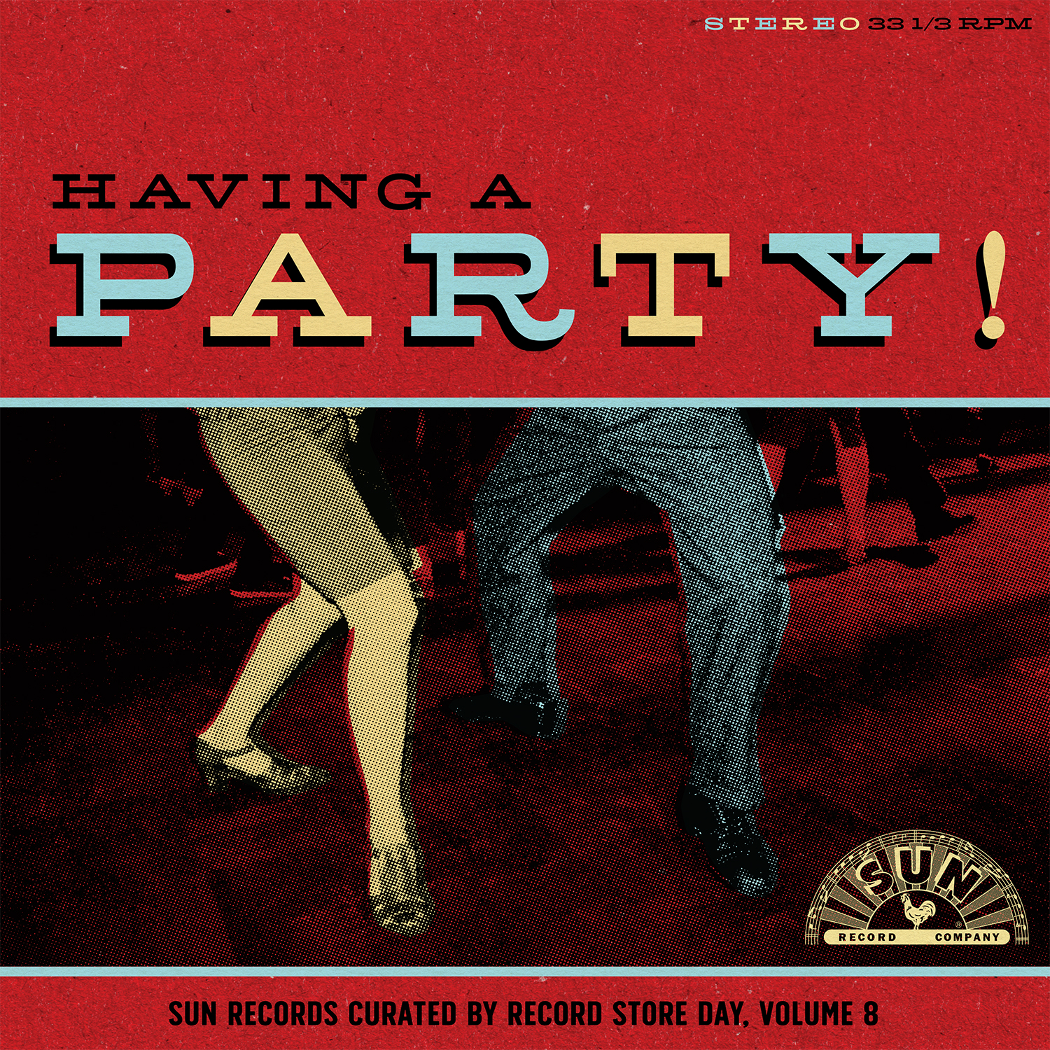 Various Artists - Having A Party: Sun Records Curated by Record Store Day [RSD Drops 2021]