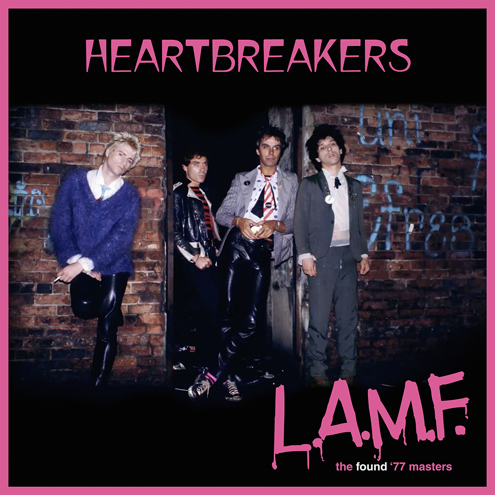 The Heartbreakers - L.A.M.F. - the found '77 masters [RSD Drops 2021]
