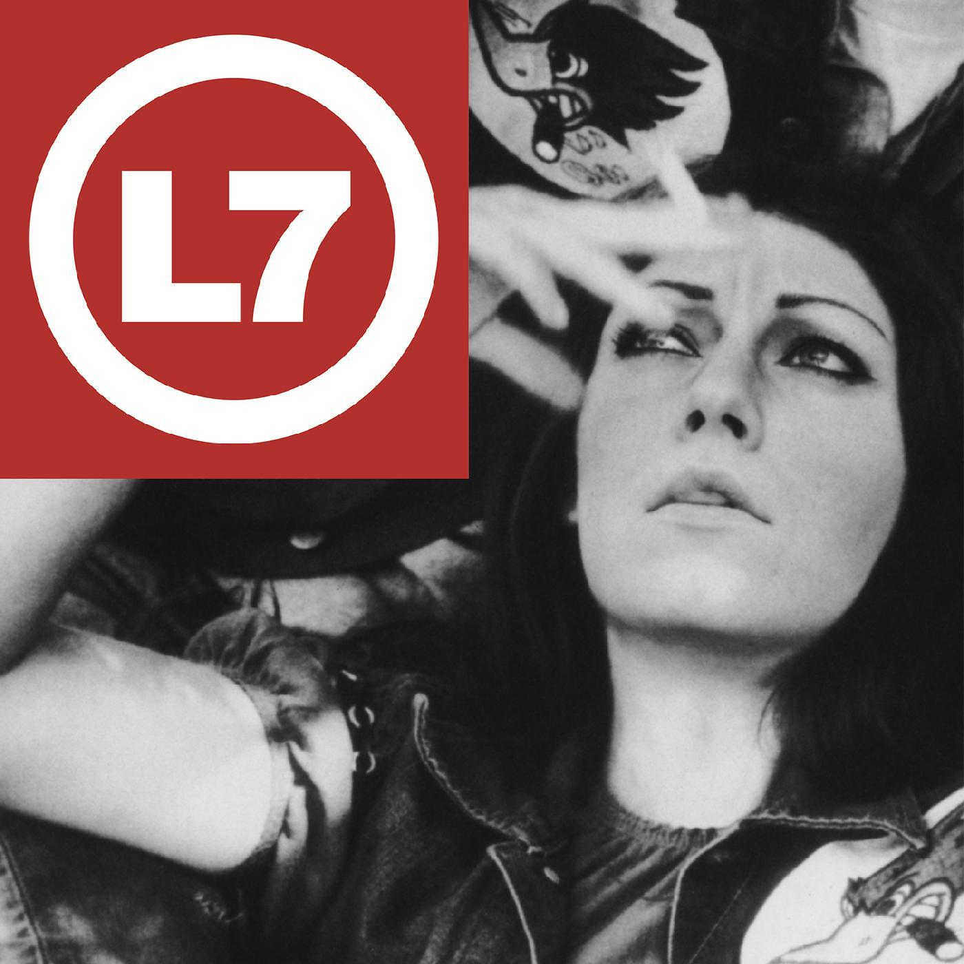 L7 - The Beauty Process--Triple Platinum (25th Anniversary Platinum Vinyl Edition) [RSD Drops 2021]