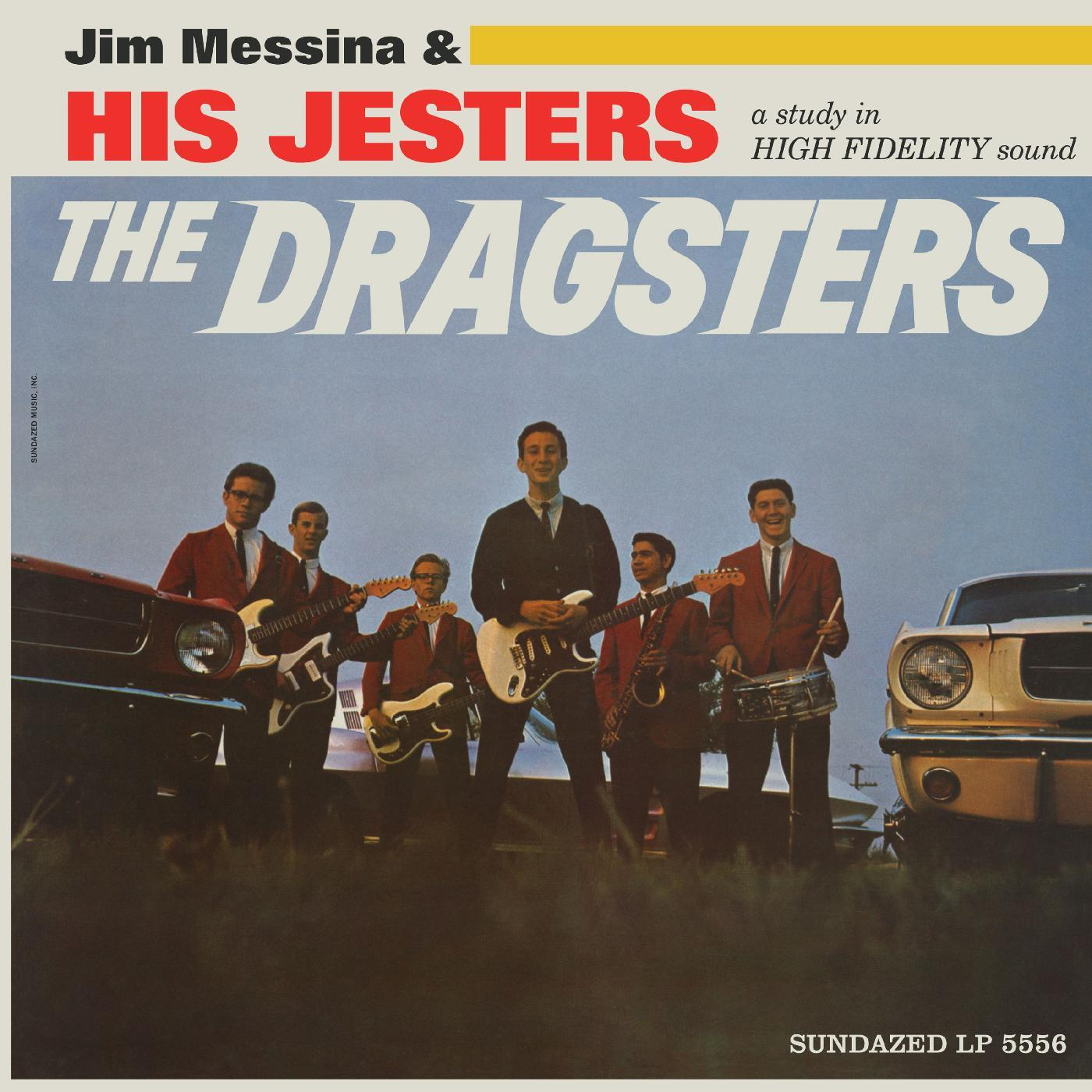 Jim Messina - The Dragsters [RSD Drops 2021]