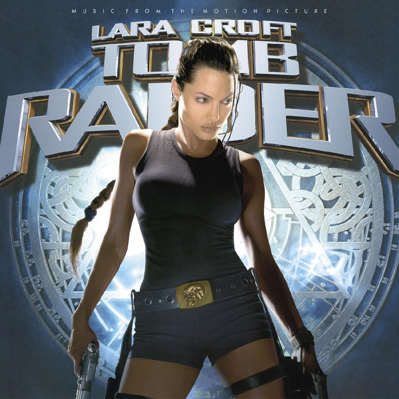 Various Artists - Lara Croft: Tomb Raider (Music from the Motion Picture) (20th Anniversary Golden Triangle Vinyl Edition) [RSD Drops 2021]