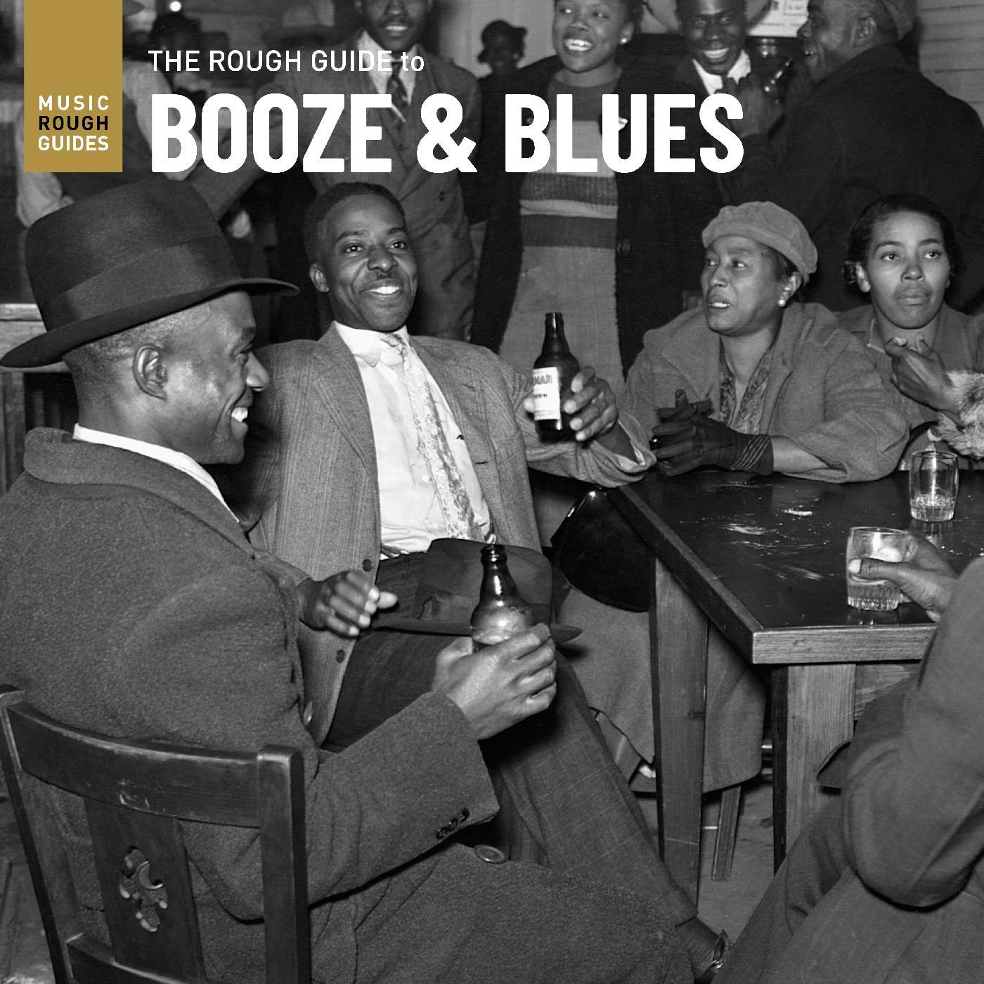Various Artists - Rough Guide To Booze & Blues [RSD Drops 2021]