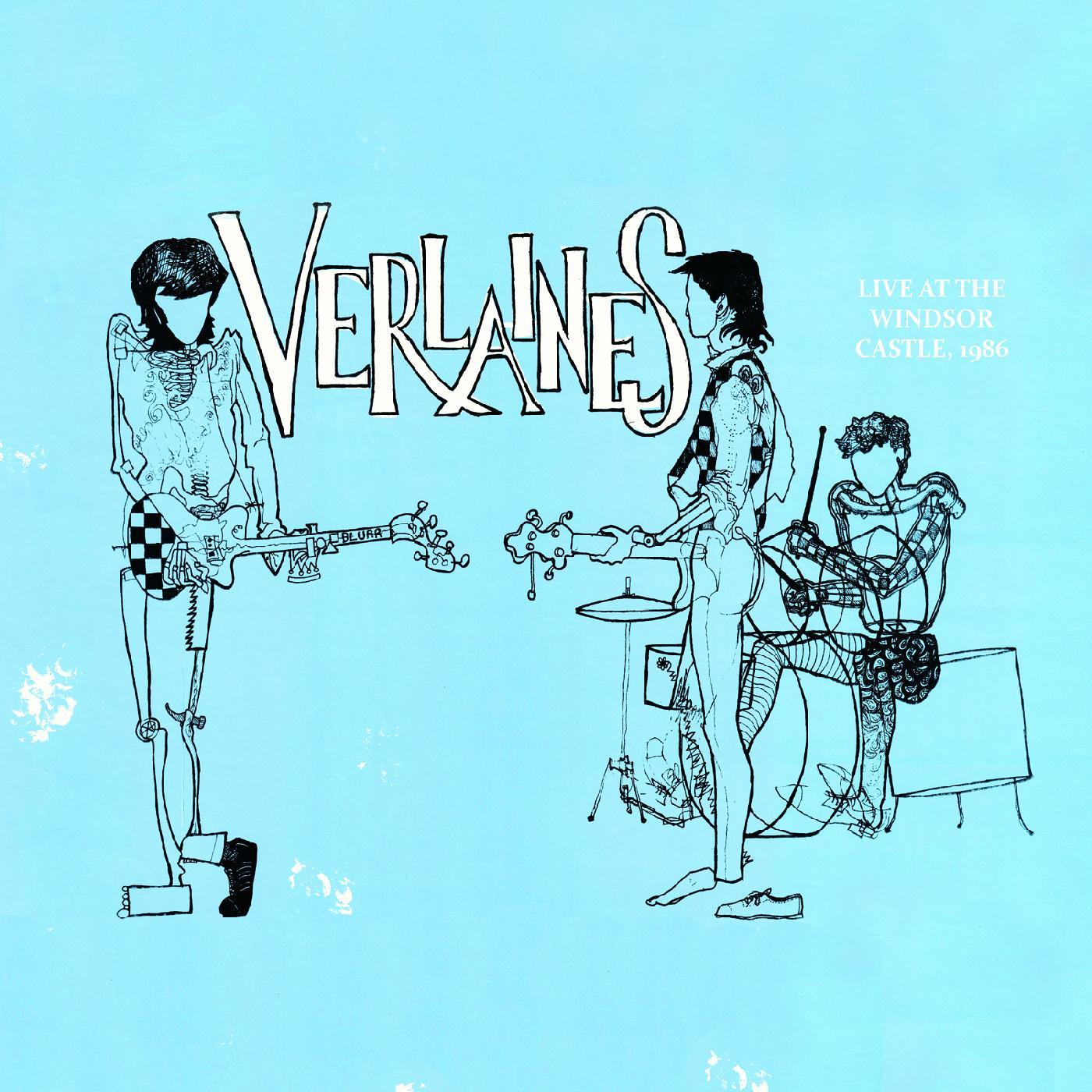The Verlaines - Live at the Windsor Castle, Auckland, May 1986 [RSD Drops 2021]
