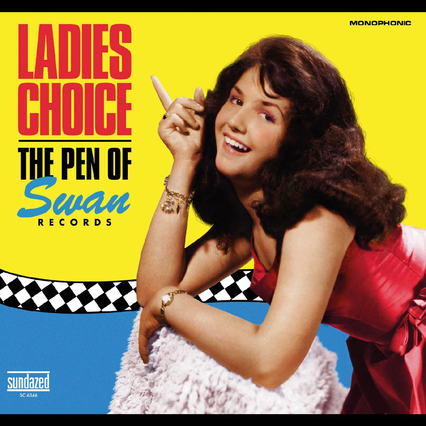 Various Artists - Ladies Choice: The Pen Of Swan Records [RSD Drops 2021]