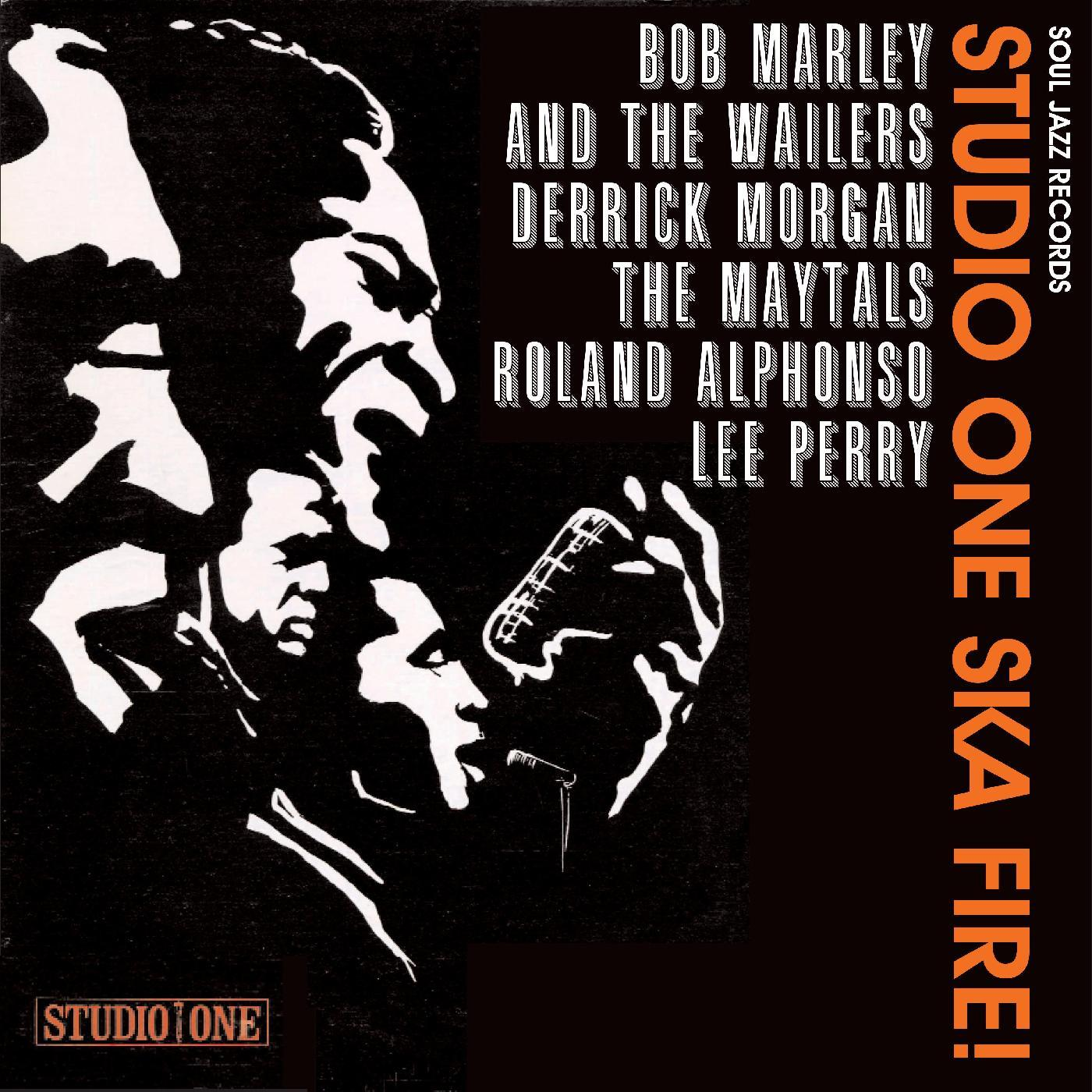 Various Artists - Studio One Ska Fire!  [RSD Drops 2021]