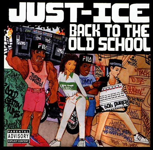 Just Ice - Back To The Old School: 35th Anniversary Edition [RSD Drops 2021]