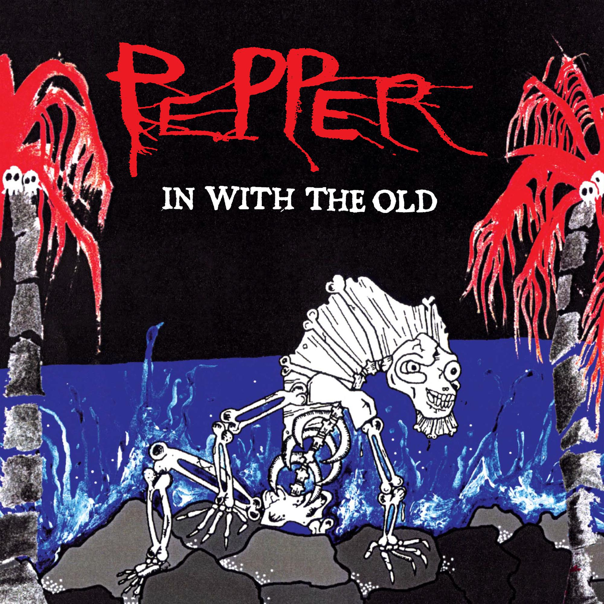 Pepper - In With The Old [RSD Drops 2021]