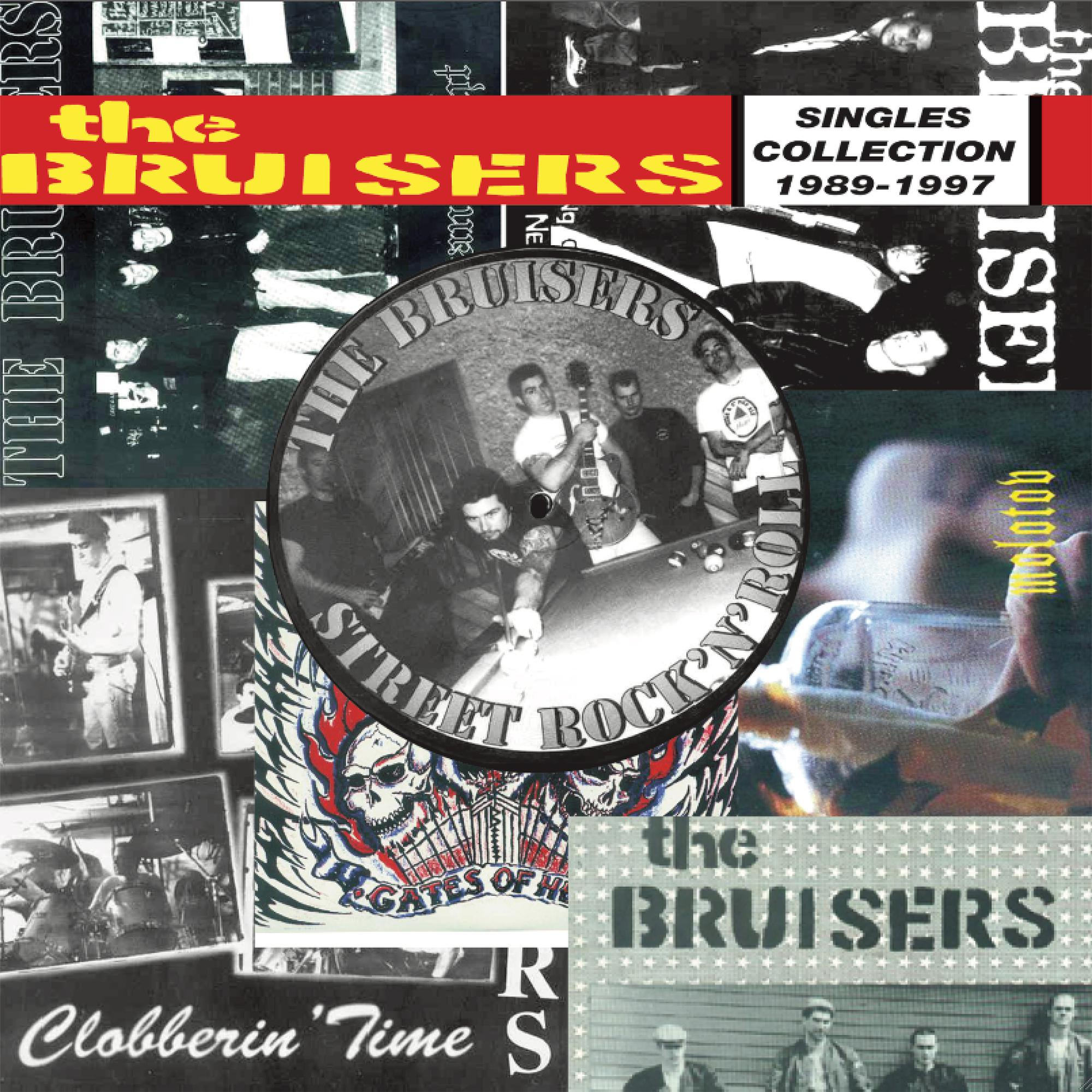 the Bruisers - The Bruisers Singles Collection 1989-1997 [RSD Drops 2021]