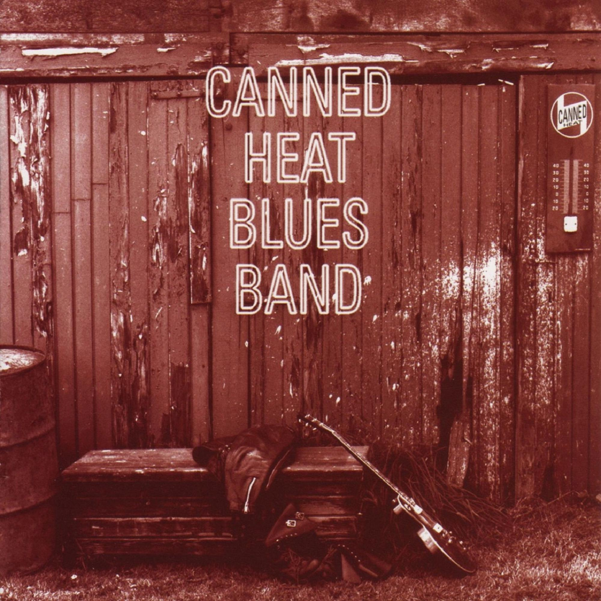 Canned Heat - Canned Heat Blues Band (Trans Gold Vinyl/Limited Anniversary Edition) [RSD Drops 2021]