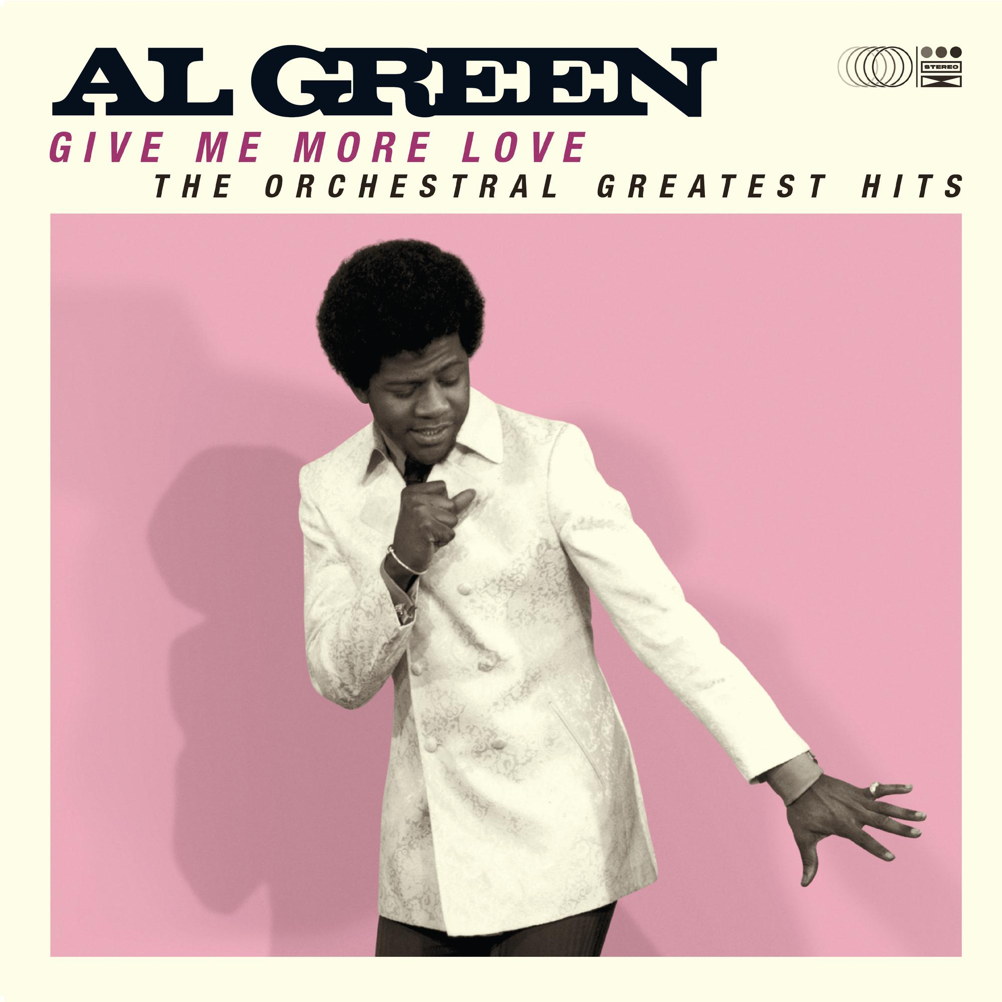 Al Green - Give Me More Love  [RSD Drops 2021]